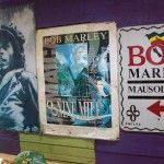 Bob Marley, mausoleum only, Nine Miles MCT